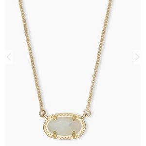 Kendra Scott ember pendant in gold plated